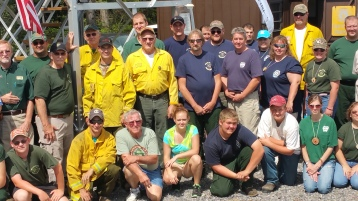 Celebrating 100 Years of PA Forestry, Owl Creek Reservoir, Tamaqua (96)