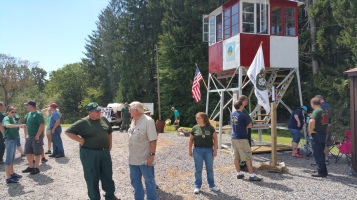 Celebrating 100 Years of PA Forestry, Owl Creek Reservoir, Tamaqua (99)