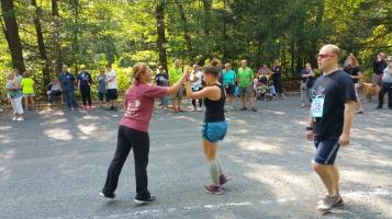 Chris and Kevin Truskey 5K, 10K, Run, Walk, Tuscarora State Park, Barnesville, 8-29-2015 (10)