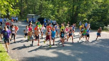 Chris and Kevin Truskey 5K, 10K, Run, Walk, Tuscarora State Park, Barnesville, 8-29-2015 (100)
