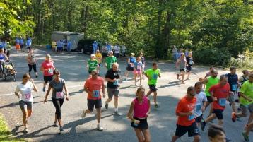 Chris and Kevin Truskey 5K, 10K, Run, Walk, Tuscarora State Park, Barnesville, 8-29-2015 (102)