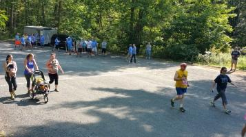 Chris and Kevin Truskey 5K, 10K, Run, Walk, Tuscarora State Park, Barnesville, 8-29-2015 (105)
