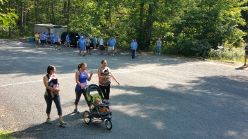 Chris and Kevin Truskey 5K, 10K, Run, Walk, Tuscarora State Park, Barnesville, 8-29-2015 (106)