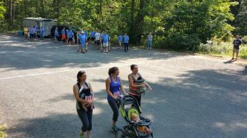 Chris and Kevin Truskey 5K, 10K, Run, Walk, Tuscarora State Park, Barnesville, 8-29-2015 (107)