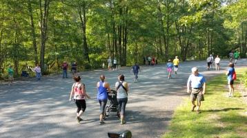Chris and Kevin Truskey 5K, 10K, Run, Walk, Tuscarora State Park, Barnesville, 8-29-2015 (110)