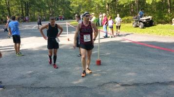 Chris and Kevin Truskey 5K, 10K, Run, Walk, Tuscarora State Park, Barnesville, 8-29-2015 (111)