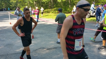 Chris and Kevin Truskey 5K, 10K, Run, Walk, Tuscarora State Park, Barnesville, 8-29-2015 (113)
