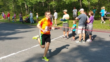 Chris and Kevin Truskey 5K, 10K, Run, Walk, Tuscarora State Park, Barnesville, 8-29-2015 (115)