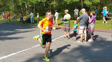 Chris and Kevin Truskey 5K, 10K, Run, Walk, Tuscarora State Park, Barnesville, 8-29-2015 (115)