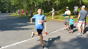 Chris and Kevin Truskey 5K, 10K, Run, Walk, Tuscarora State Park, Barnesville, 8-29-2015 (117)