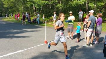Chris and Kevin Truskey 5K, 10K, Run, Walk, Tuscarora State Park, Barnesville, 8-29-2015 (119)