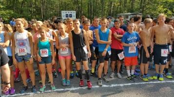 Chris and Kevin Truskey 5K, 10K, Run, Walk, Tuscarora State Park, Barnesville, 8-29-2015 (12)