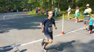 Chris and Kevin Truskey 5K, 10K, Run, Walk, Tuscarora State Park, Barnesville, 8-29-2015 (120)
