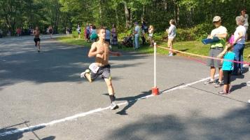 Chris and Kevin Truskey 5K, 10K, Run, Walk, Tuscarora State Park, Barnesville, 8-29-2015 (121)