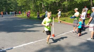 Chris and Kevin Truskey 5K, 10K, Run, Walk, Tuscarora State Park, Barnesville, 8-29-2015 (123)