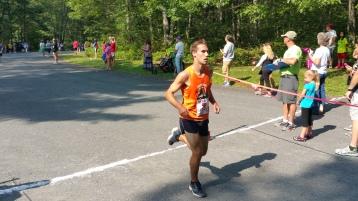 Chris and Kevin Truskey 5K, 10K, Run, Walk, Tuscarora State Park, Barnesville, 8-29-2015 (124)