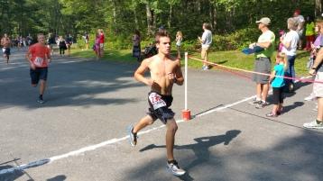 Chris and Kevin Truskey 5K, 10K, Run, Walk, Tuscarora State Park, Barnesville, 8-29-2015 (126)