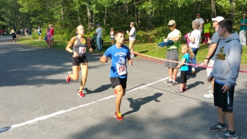 Chris and Kevin Truskey 5K, 10K, Run, Walk, Tuscarora State Park, Barnesville, 8-29-2015 (130)