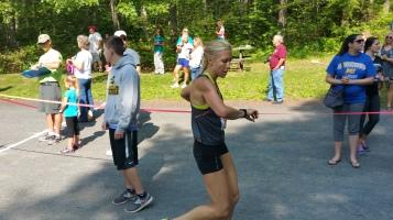Chris and Kevin Truskey 5K, 10K, Run, Walk, Tuscarora State Park, Barnesville, 8-29-2015 (131)