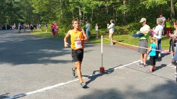 Chris and Kevin Truskey 5K, 10K, Run, Walk, Tuscarora State Park, Barnesville, 8-29-2015 (132)