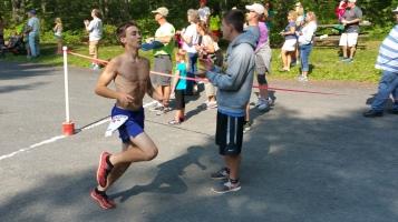 Chris and Kevin Truskey 5K, 10K, Run, Walk, Tuscarora State Park, Barnesville, 8-29-2015 (135)
