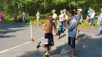 Chris and Kevin Truskey 5K, 10K, Run, Walk, Tuscarora State Park, Barnesville, 8-29-2015 (136)