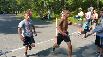 Chris and Kevin Truskey 5K, 10K, Run, Walk, Tuscarora State Park, Barnesville, 8-29-2015 (137)