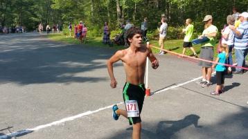 Chris and Kevin Truskey 5K, 10K, Run, Walk, Tuscarora State Park, Barnesville, 8-29-2015 (142)
