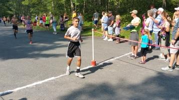Chris and Kevin Truskey 5K, 10K, Run, Walk, Tuscarora State Park, Barnesville, 8-29-2015 (145)