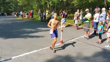 Chris and Kevin Truskey 5K, 10K, Run, Walk, Tuscarora State Park, Barnesville, 8-29-2015 (150)