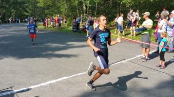 Chris and Kevin Truskey 5K, 10K, Run, Walk, Tuscarora State Park, Barnesville, 8-29-2015 (151)