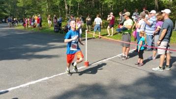 Chris and Kevin Truskey 5K, 10K, Run, Walk, Tuscarora State Park, Barnesville, 8-29-2015 (152)
