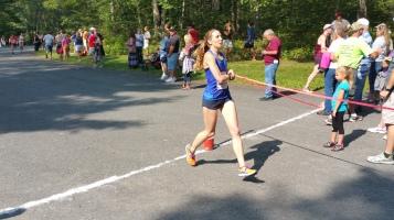 Chris and Kevin Truskey 5K, 10K, Run, Walk, Tuscarora State Park, Barnesville, 8-29-2015 (153)