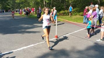 Chris and Kevin Truskey 5K, 10K, Run, Walk, Tuscarora State Park, Barnesville, 8-29-2015 (155)