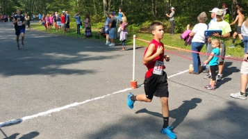 Chris and Kevin Truskey 5K, 10K, Run, Walk, Tuscarora State Park, Barnesville, 8-29-2015 (159)