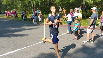 Chris and Kevin Truskey 5K, 10K, Run, Walk, Tuscarora State Park, Barnesville, 8-29-2015 (160)