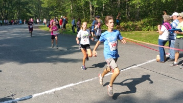 Chris and Kevin Truskey 5K, 10K, Run, Walk, Tuscarora State Park, Barnesville, 8-29-2015 (162)