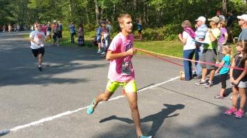 Chris and Kevin Truskey 5K, 10K, Run, Walk, Tuscarora State Park, Barnesville, 8-29-2015 (165)