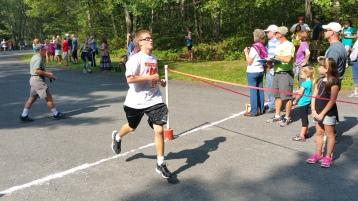 Chris and Kevin Truskey 5K, 10K, Run, Walk, Tuscarora State Park, Barnesville, 8-29-2015 (166)