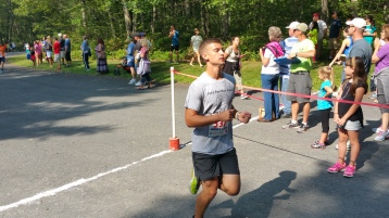 Chris and Kevin Truskey 5K, 10K, Run, Walk, Tuscarora State Park, Barnesville, 8-29-2015 (168)