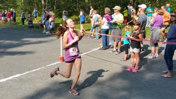 Chris and Kevin Truskey 5K, 10K, Run, Walk, Tuscarora State Park, Barnesville, 8-29-2015 (170)