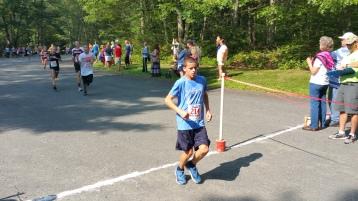 Chris and Kevin Truskey 5K, 10K, Run, Walk, Tuscarora State Park, Barnesville, 8-29-2015 (172)