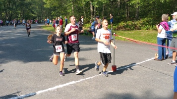 Chris and Kevin Truskey 5K, 10K, Run, Walk, Tuscarora State Park, Barnesville, 8-29-2015 (173)