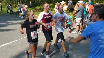 Chris and Kevin Truskey 5K, 10K, Run, Walk, Tuscarora State Park, Barnesville, 8-29-2015 (174)
