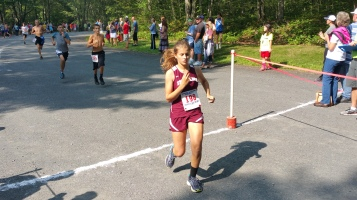 Chris and Kevin Truskey 5K, 10K, Run, Walk, Tuscarora State Park, Barnesville, 8-29-2015 (175)