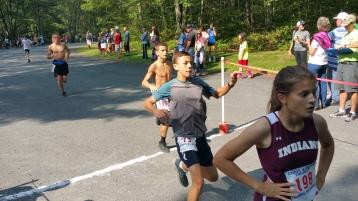 Chris and Kevin Truskey 5K, 10K, Run, Walk, Tuscarora State Park, Barnesville, 8-29-2015 (176)