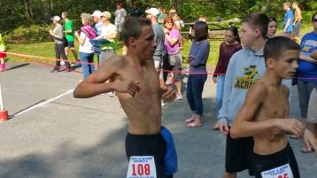 Chris and Kevin Truskey 5K, 10K, Run, Walk, Tuscarora State Park, Barnesville, 8-29-2015 (178)