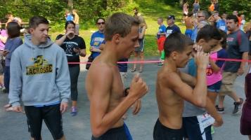 Chris and Kevin Truskey 5K, 10K, Run, Walk, Tuscarora State Park, Barnesville, 8-29-2015 (179)