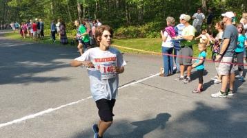 Chris and Kevin Truskey 5K, 10K, Run, Walk, Tuscarora State Park, Barnesville, 8-29-2015 (180)