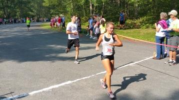 Chris and Kevin Truskey 5K, 10K, Run, Walk, Tuscarora State Park, Barnesville, 8-29-2015 (182)